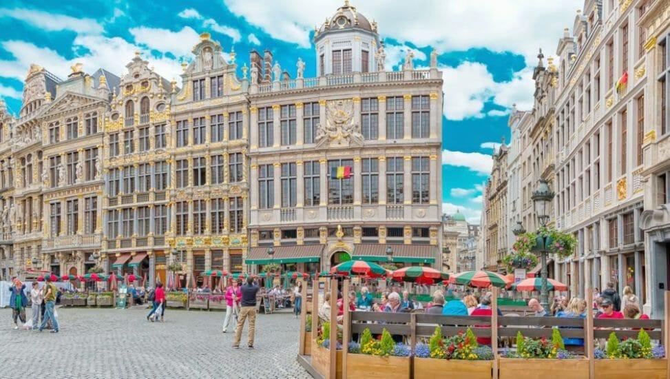 Lennud Brüssel