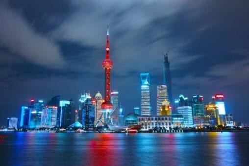 Shanghai lennud
