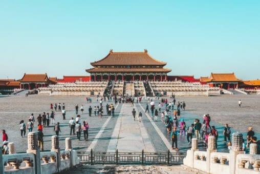 Lennud Peking