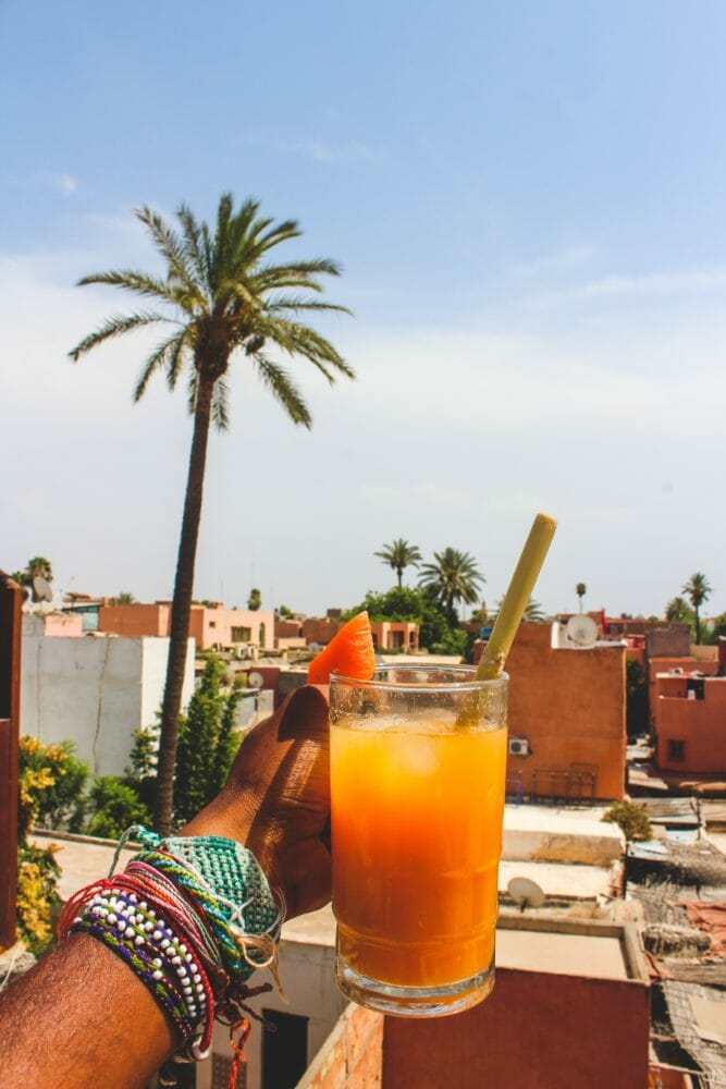 Lennud Marrakeshi